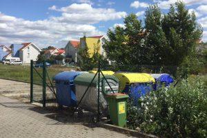 Biely Kostol - Separácia Kuchynského Odpadu